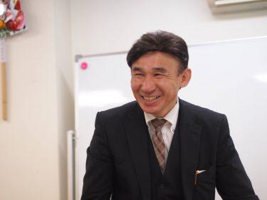 株式会社TripleWin会長 帆足二郎